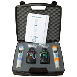 Kit profesional Hortitec (pH y Ec)