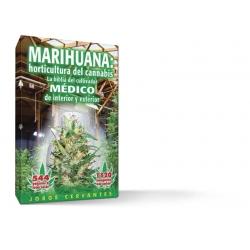 Libro La Biblia Marihuana Horticultura del Cannabism2 J.Cervantes