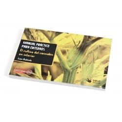 Libro Manual práctico para enteraos cultivo en interior