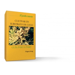 Libro Cultivar en sustrato de cocom2 (Castellano)
