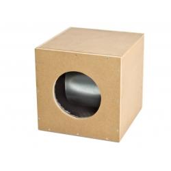 Caja Madera anti-ruido